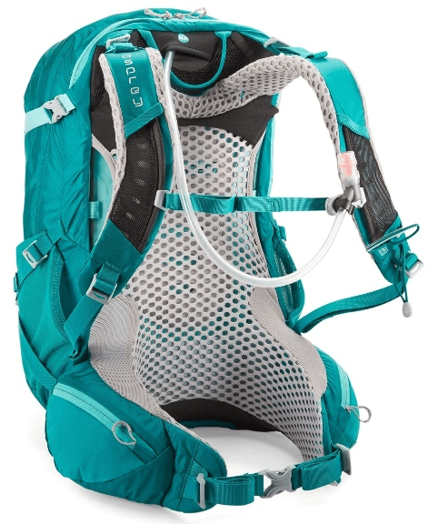 Women's Backpack Ventilation