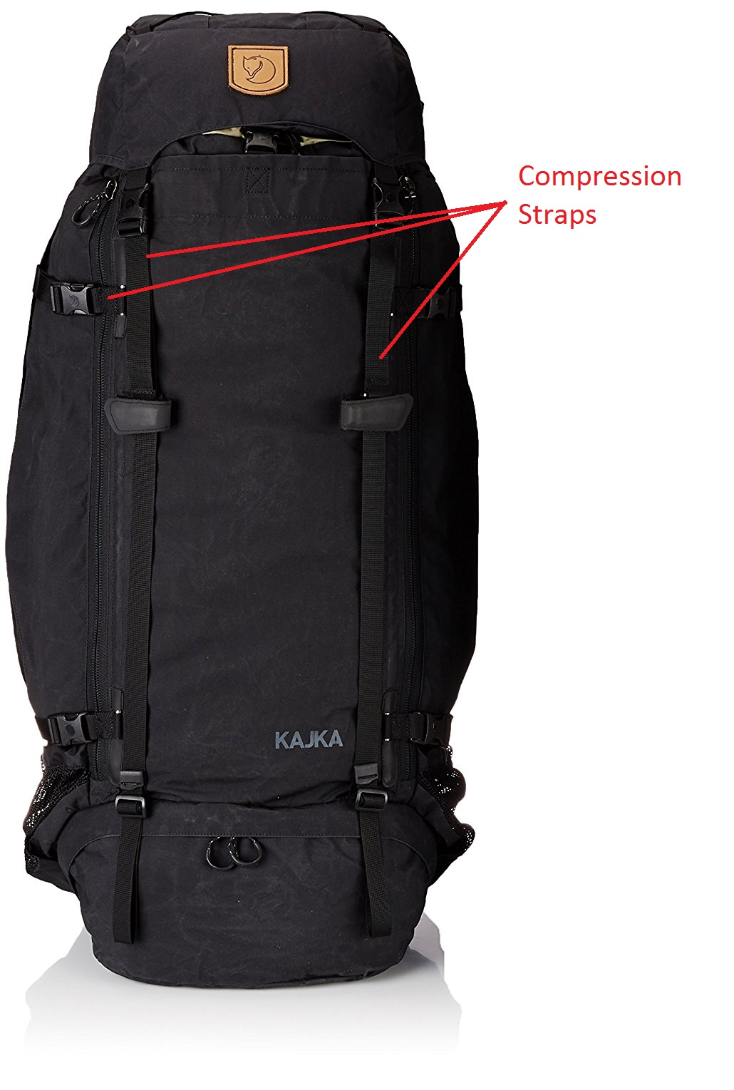 Fjallraven Kajda BackPack - Front
