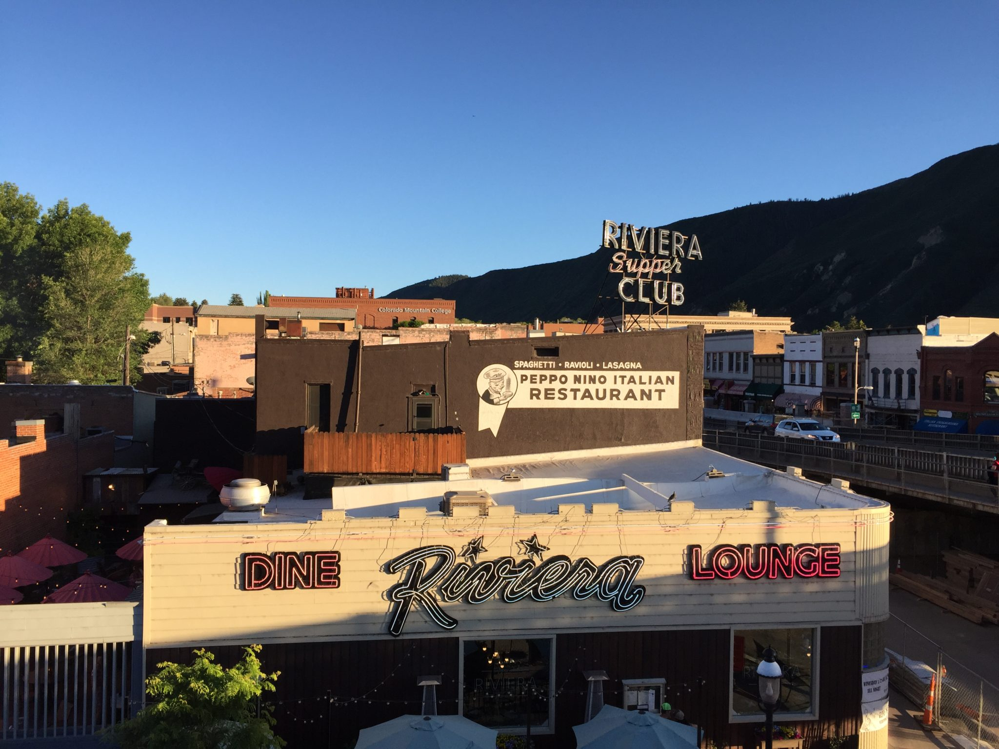 Riviera at Glenwood Springs CO