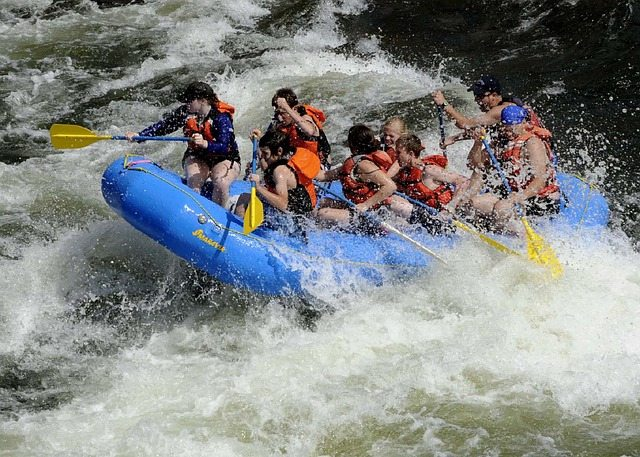 Rafting in Glenwood Springs CO