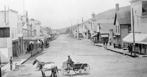 Breckenridge CO History