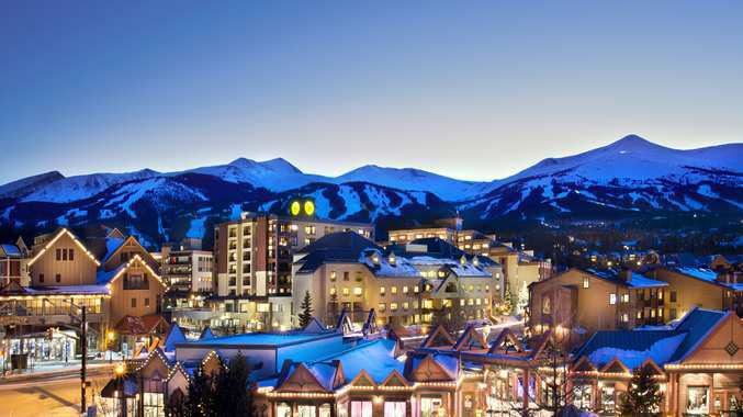 Hotels in Breckenridge Doubletree