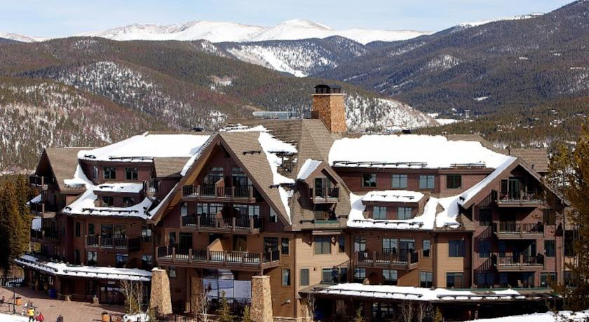 Hotels in Breckenridge The Crystal Peak Lodge