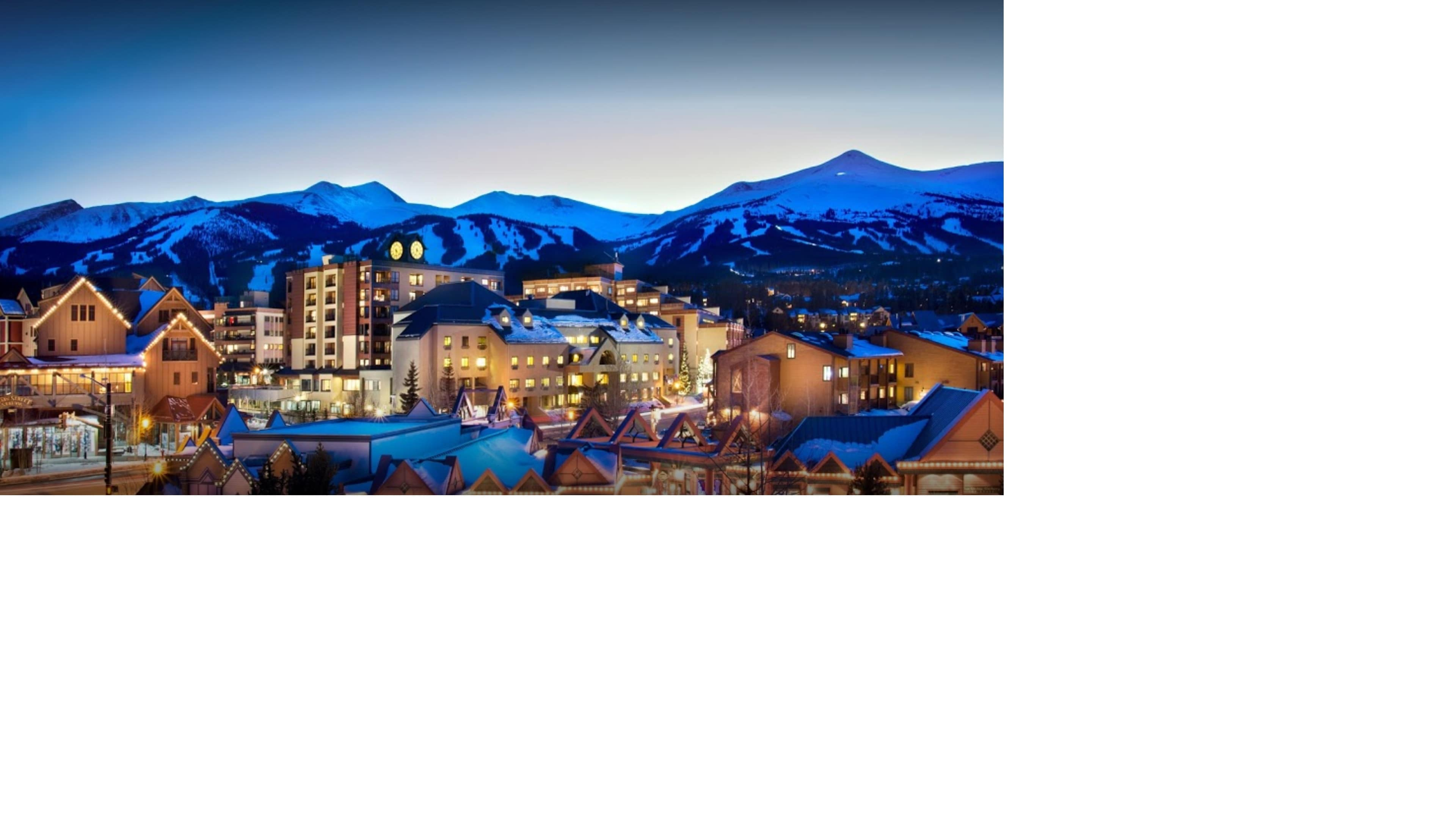Hotels in Breckenridge CO The Village Hotel