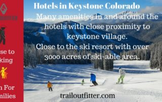 Hotels In Keystone Colorado
