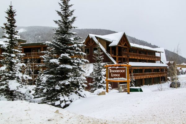Keystone Colorado Tenderfoot Lodge